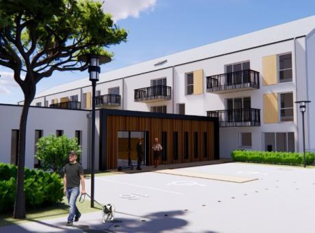 BEAUSSAIS-SUR-MER (22)  - Residence Seniors et Services, Logements collectifs et individuels